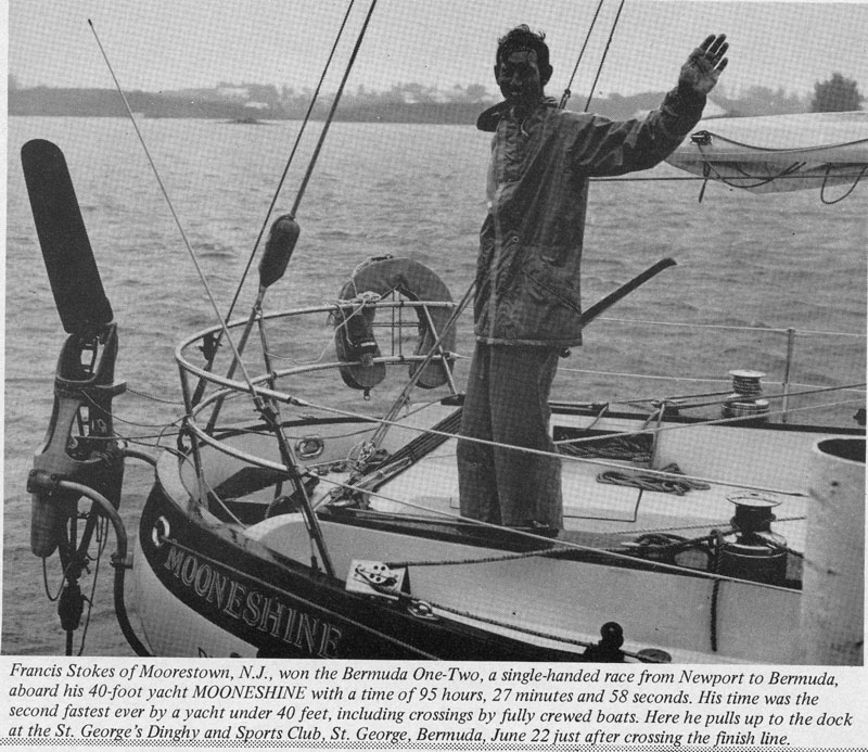 From Canadian Sailing Forum Oct/Nov 1977